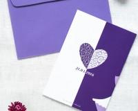 zdjęcie zaproszenia na ślub